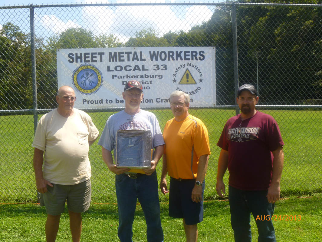 Sheet Metal Workers Local Union 33 187 Parkersburg Images