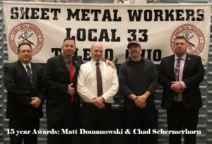 Matt Domanowski Chad Schermerhorn Xmas 2019